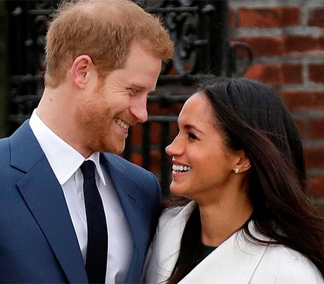 Meghan et Harry bientôt parents.